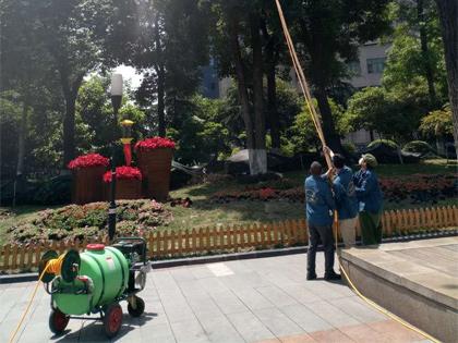 重庆城市有害生物防制