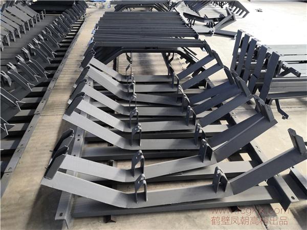 不锈钢托辊支架