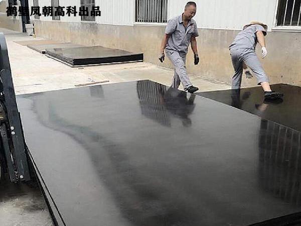 渣土车车厢不沾土滑板(黑色)