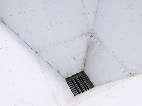 煤仓内衬耐磨衬板