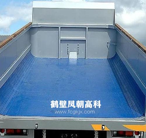 渣土车车底滑板安装时为什么要减少竖缝的数量