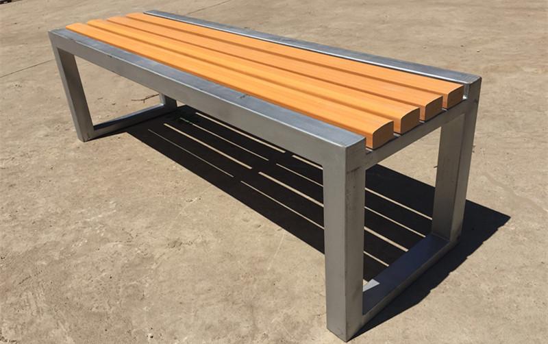 焊接公园椅