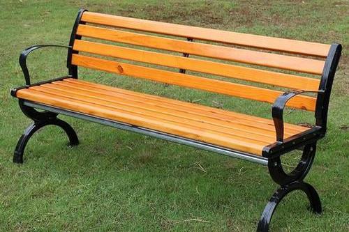 铸铝公园椅