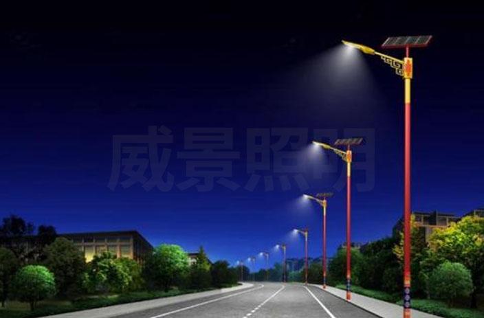 少数民族特色太阳能路灯供应