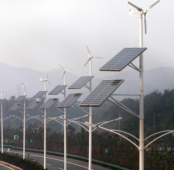 风光互补太阳能路灯的优缺点