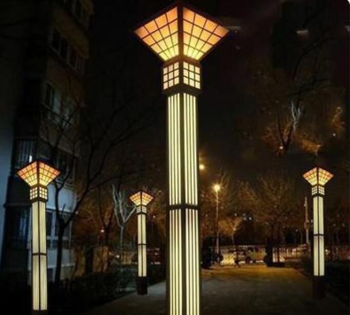 如何选择合适的景观照明设备——灯