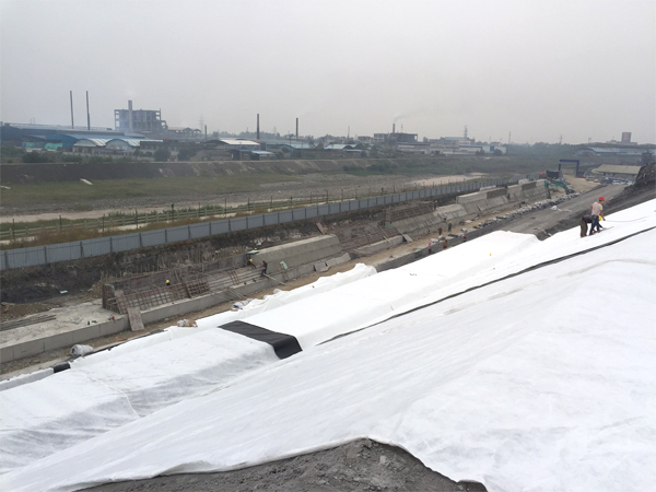 绵阳安州区磷石膏堆场污染综合整治项目