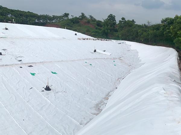 垃圾填埋场应急整治工程
