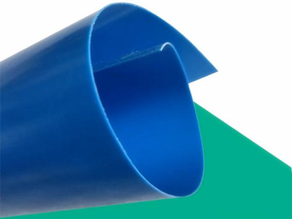 蓝色HDPE光面土工膜