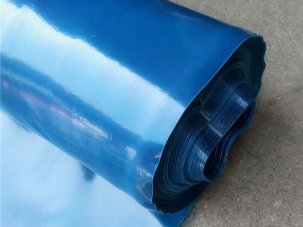 四川蓝色HDPE光面土工膜