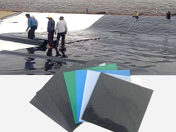四川垃圾填埋场专用防渗膜