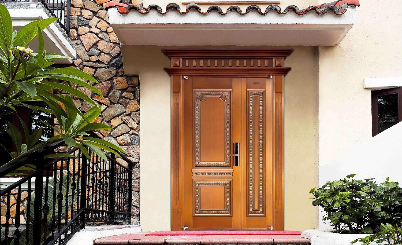 湖南别墅铜门厂家为大家介绍几种别墅铜门