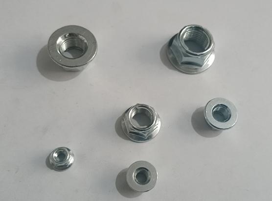 全金属自锁螺母GB6187-M4-M20