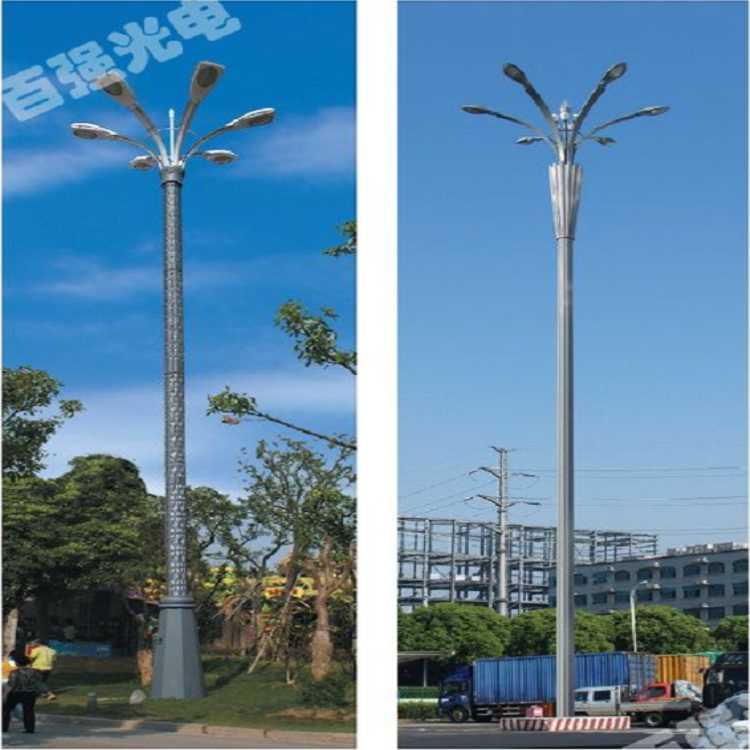 汉中太阳能高杆灯