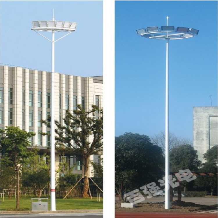 商洛太阳能高杆灯
