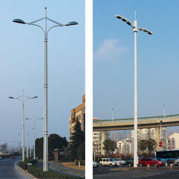延安太阳能道路灯