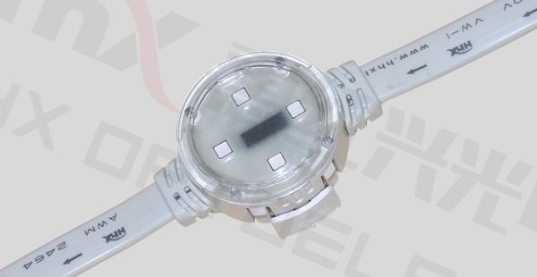 安装LED全彩点光源要注意哪些问题?