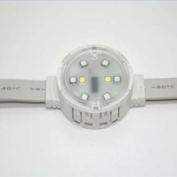 LED像素点光源与LED防水灯串的区别
