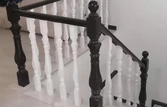 纯实木楼梯扶手