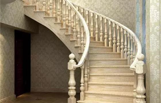 纯实木楼梯怎么选择