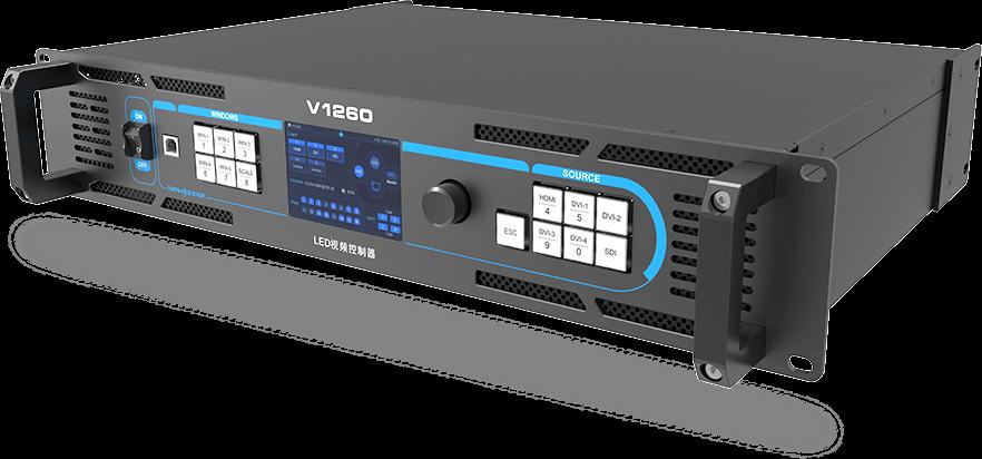 V1260LED视频控制器