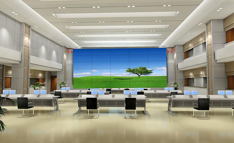常见的室内LED显示屏方案优劣