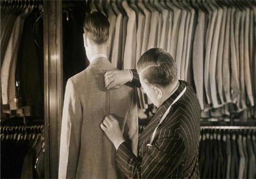 高端定制西服与普通西服的区别