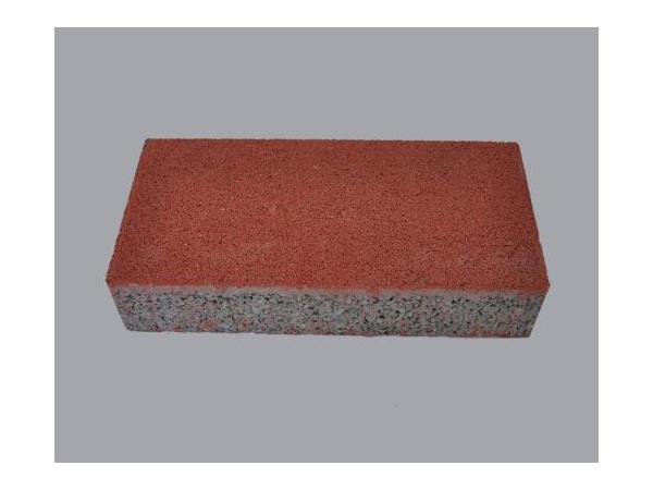 廢舊混凝土可以制成透水磚?