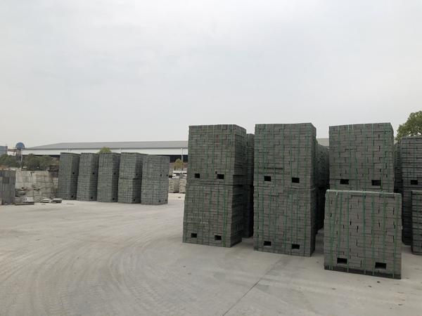 透水磚生產廠區環境圖