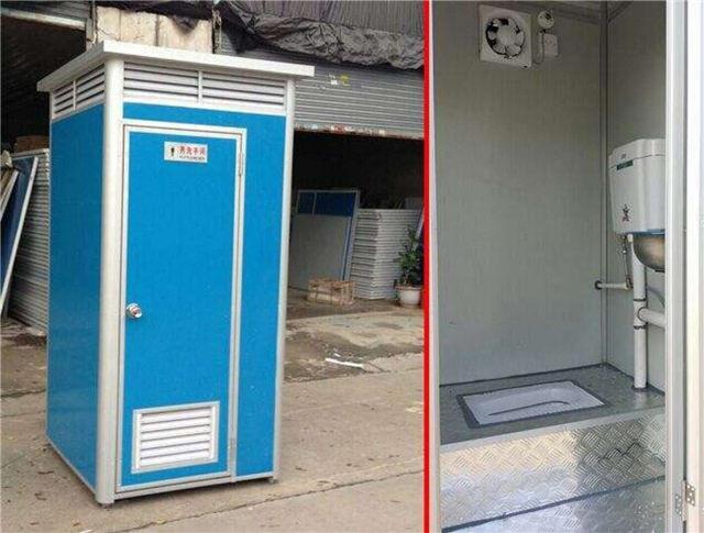 街道移动厕所案例/