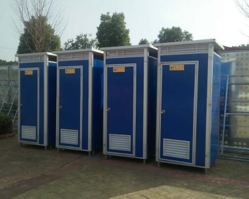 在移动厕所的改造建设中的原则