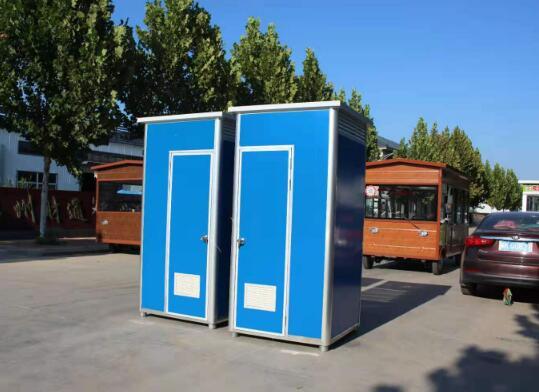 移动厕所的防水施工细节介绍