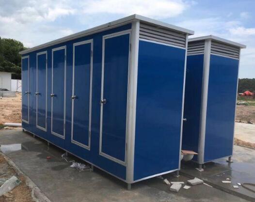 移动厕所取代传统厕所的优势