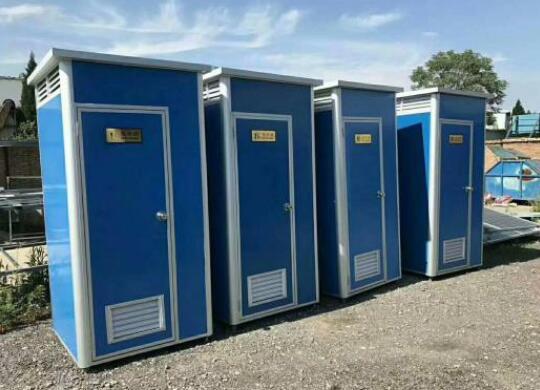 做好移动厕所清洁工作需要四个步骤
