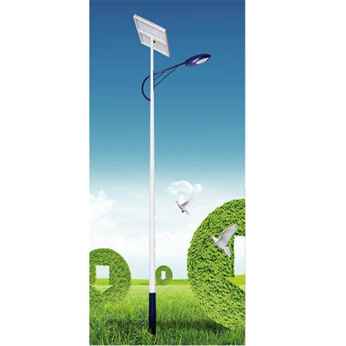 乐山太阳能路灯在节能减排和实现碳中和中的运用