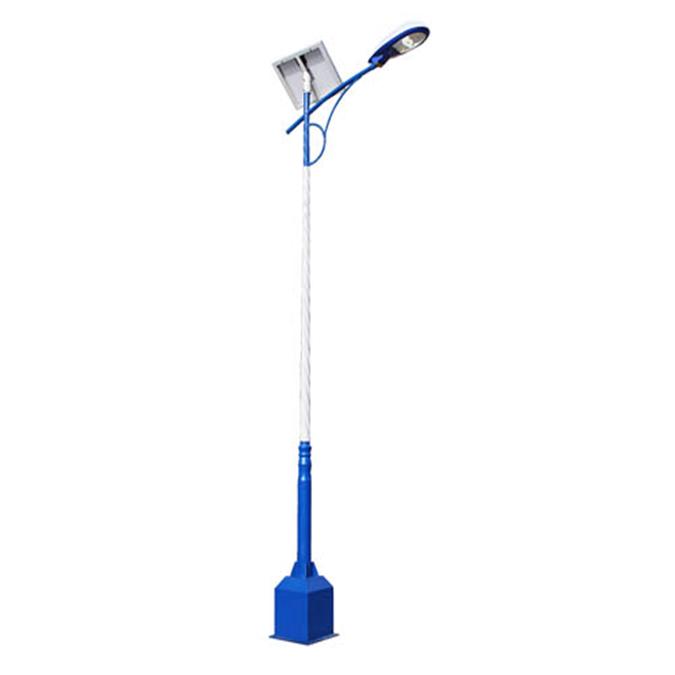 為什么在沐川大家都愿意選擇安裝太陽能路燈?