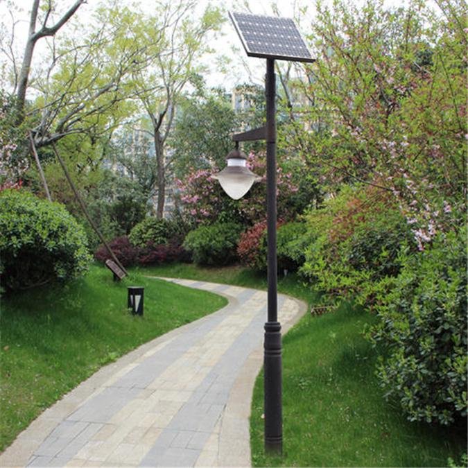 自贡太阳能景观灯施工、维修