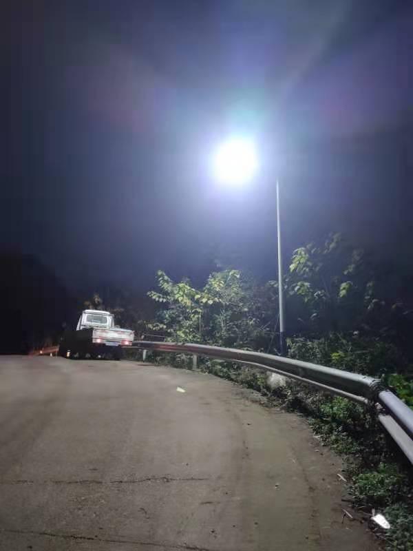 自贡太阳能led灯