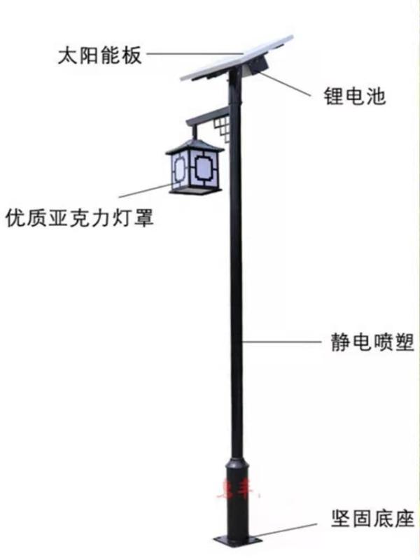 太阳能路灯景观灯