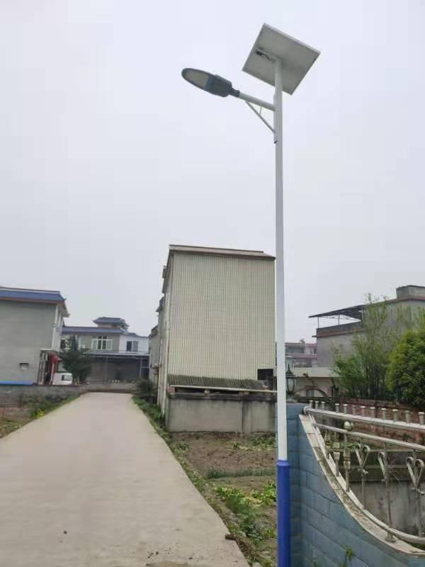 夹江太阳能led灯
