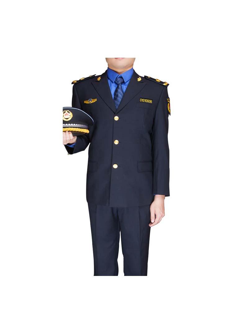 襄阳城管执法服装定制详解定制工作服都可以使用哪些面料