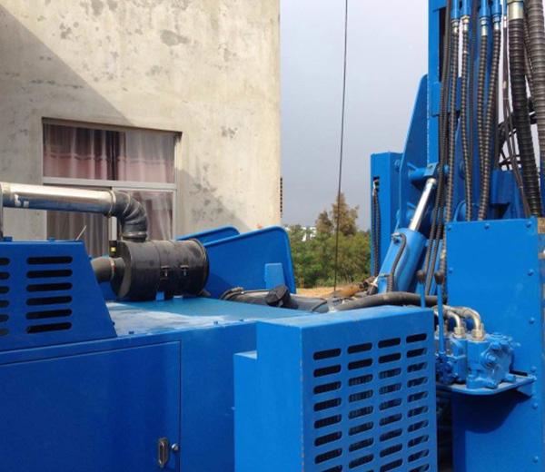 福州全自動打井機械