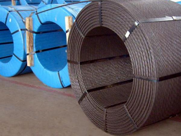 钢铰线厂家为您分享为什么钢铰线具备优良的导电性能?