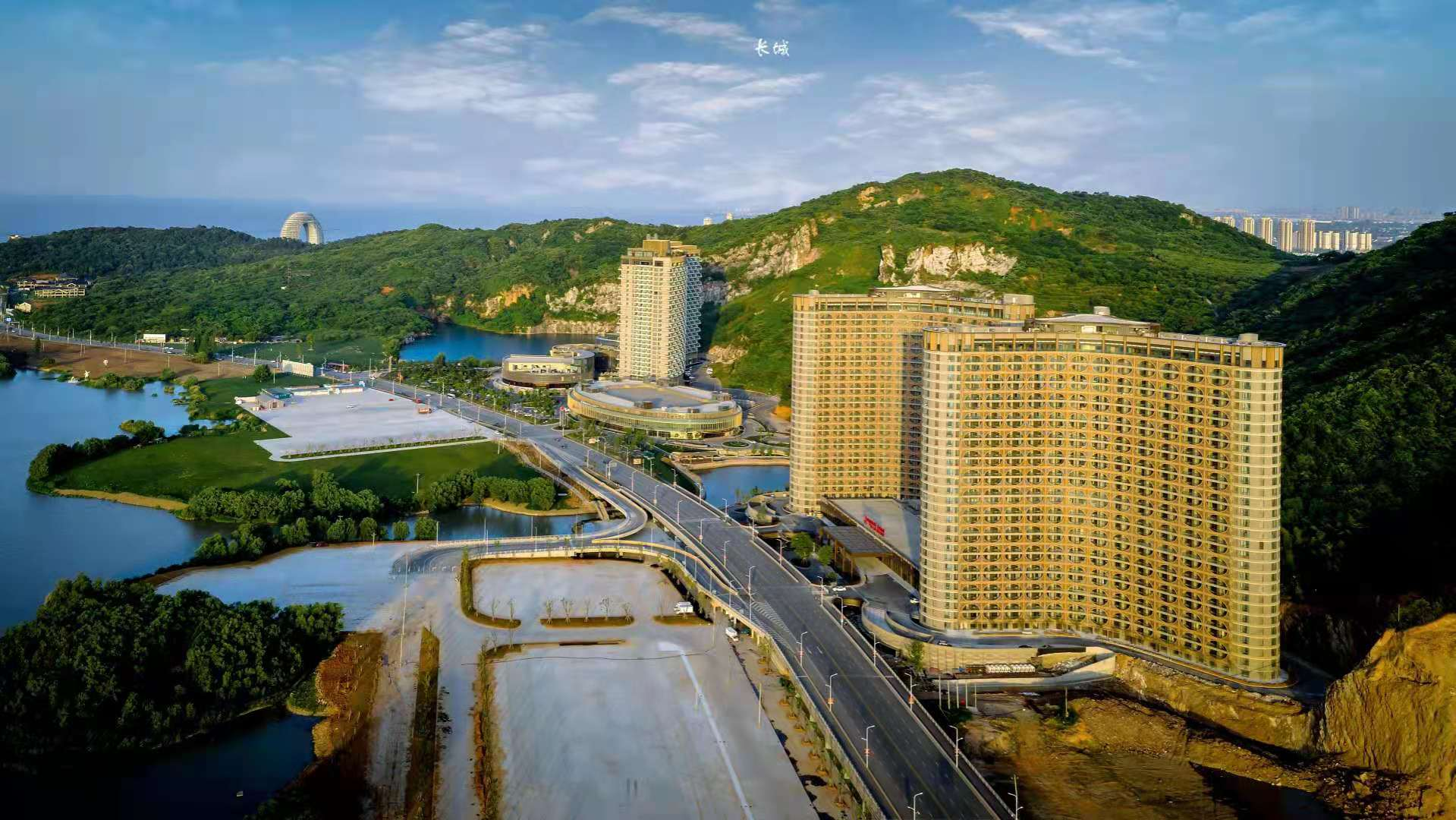 浙江太龙湖之梦酒店项目