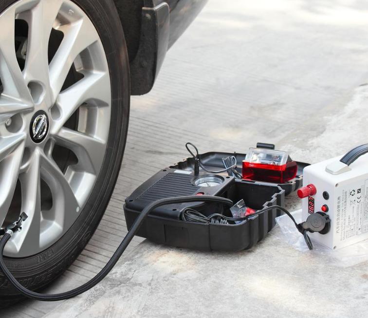 汽车电池搭电