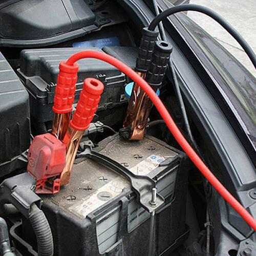 小汽车搭电