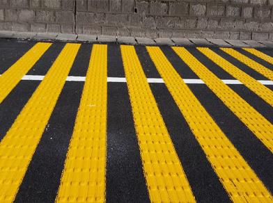 交通路面标线