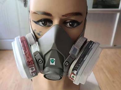 防颗粒物呼吸器