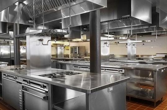 商用厨房不锈钢设备种类「商用厨房不锈钢设备常见的5种分类」