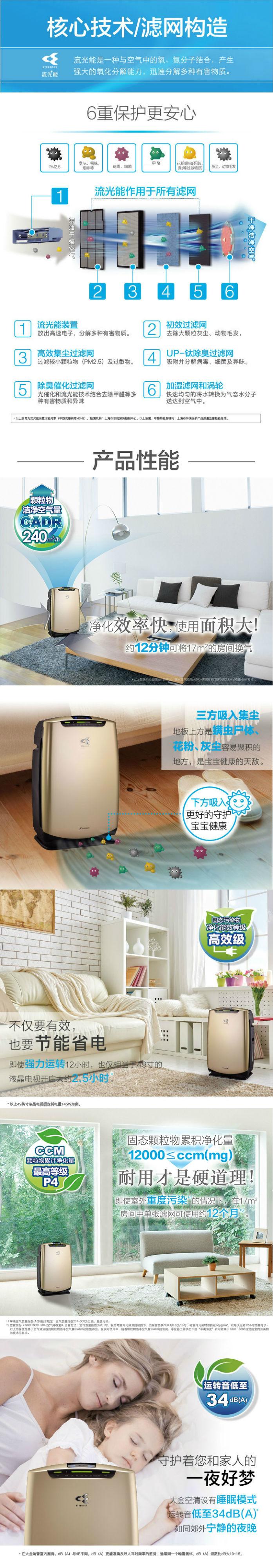 空气清洁器